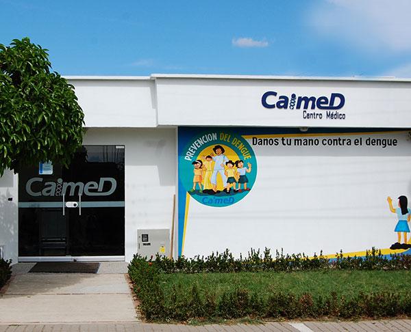 Centro de atención médica Aguazul