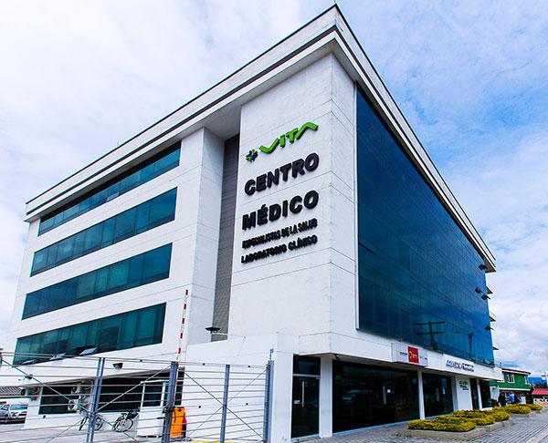 Centro de atención médico a investigación clínica Chía