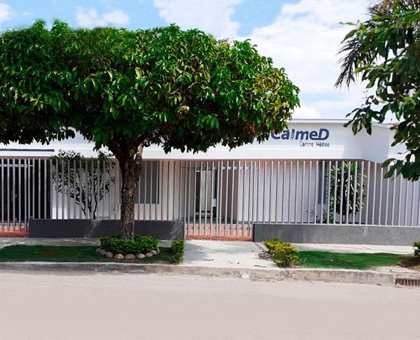 Centro de Atención e Investigación Médica Girardot