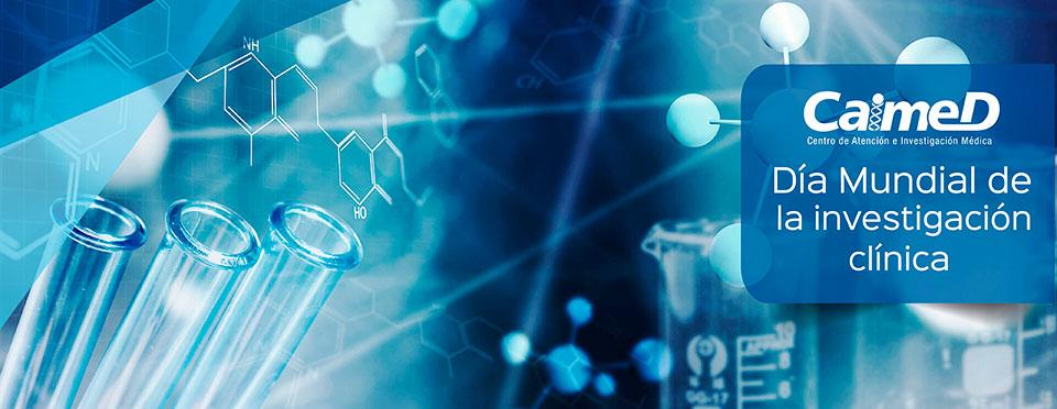 Día mundial de la investigación Clínica