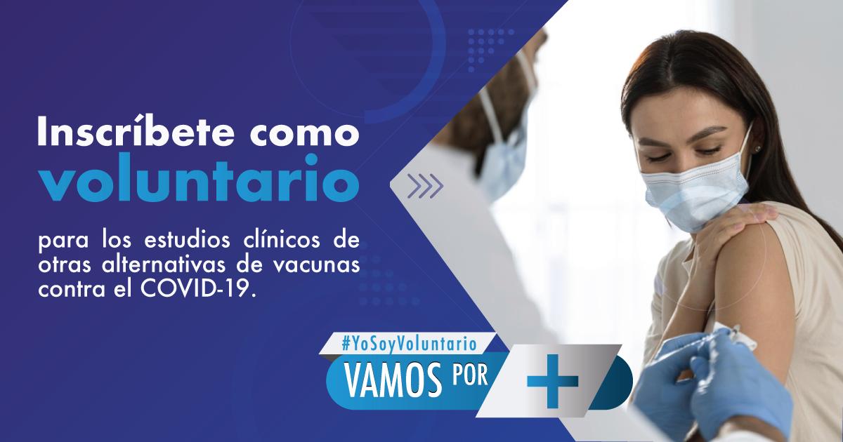 Estudios de vacunas Covid 19 de Colombia