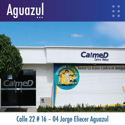 CAIMED Aguazul