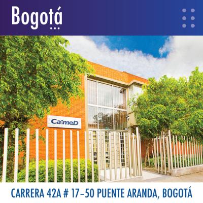 CAIMED Bogotá