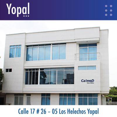 Caimed-Yopal