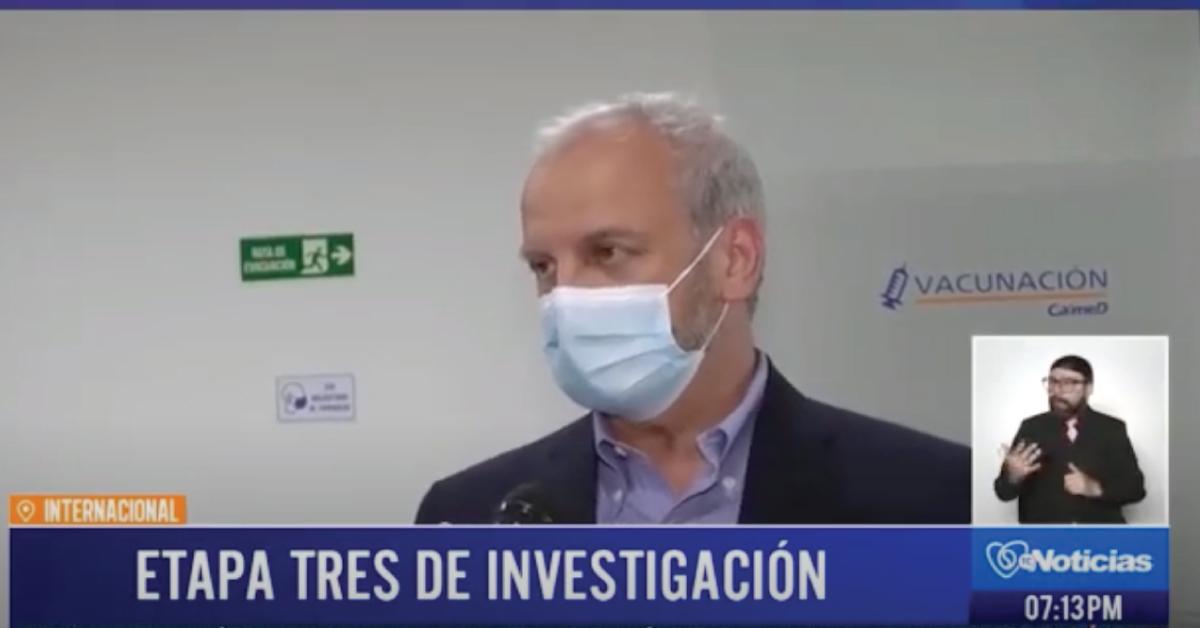 Estudio clínico Solidaridad de la OMS para vacunas COVID-19 Colombia