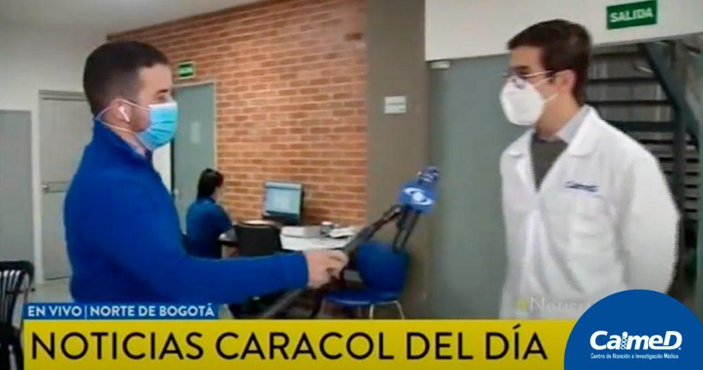 Noticias-Caracol-estudios-clinicos-caimed-colombia
